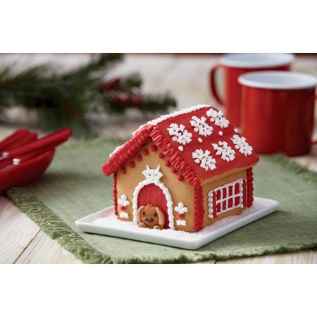 Wilton build it yourself gingerbread doghouse decorating kit wilton build it yourself gingerbread doghouse decorating kit solutioingenieria Choice Image