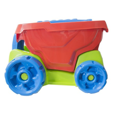 Kid Connection Wagon With 50 Blocks