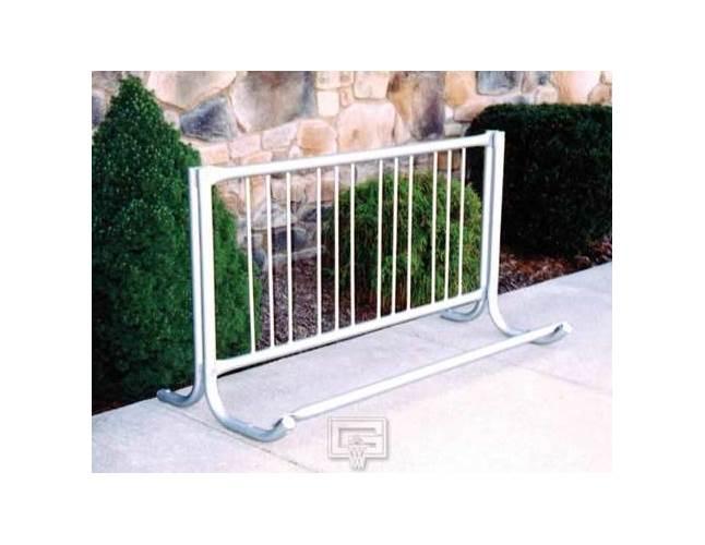 Modern Single Sided Bike Rack (5 ft.) by Gared Holdings