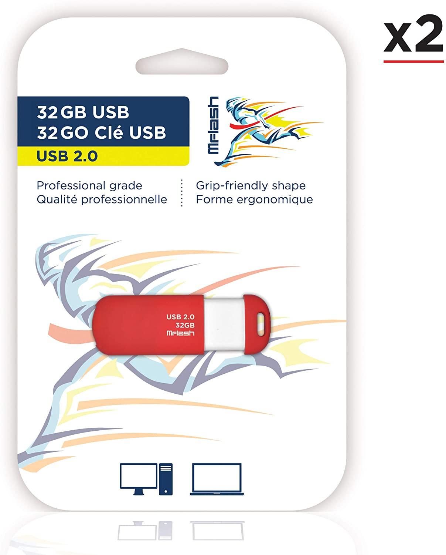 MFLASH 64GB USB 2.0 Flash Drive