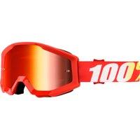 100% Strata Mx Goggles