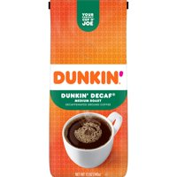 Dunkin' Decaf Coffee (Packaging May Vary)