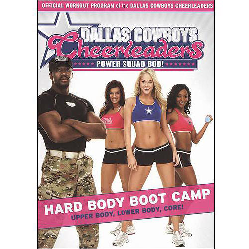 Dallas Cowboys Cheerleaders: Power Squad Bod! - Hard Body Boot Camp (Full Frame)