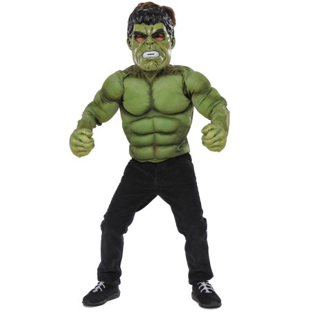 Hulk Deluxe Costume - Deluxe Hulk Costume