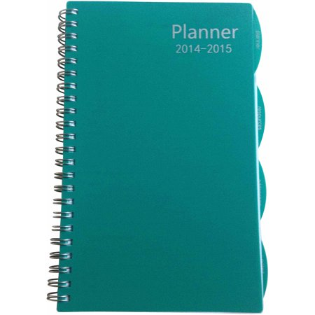 medium basic planner available in multiple colors