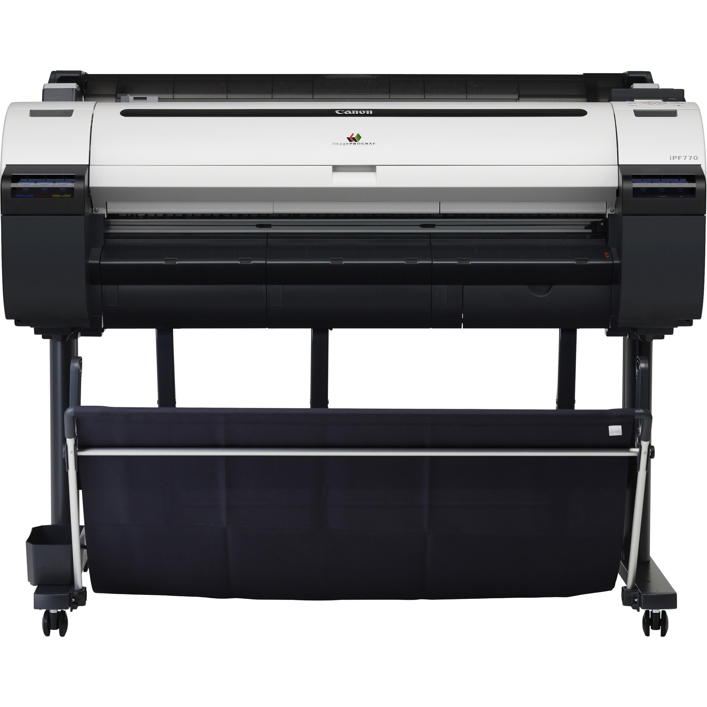 "Canon imagePROGRAF iPF770 36"" Large Format Printer 9856B002AA"