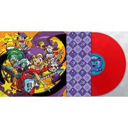 Shantae Original Game Boy Soundtrack (Exclusive Red Vinyl) LP Record - Jake Kaufman