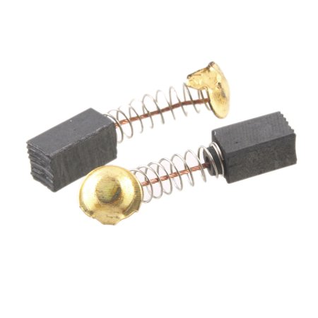 """10x 1/4"""" x 3/10"""" x 1/2"""" Power Tools Motor Parts Carbon Brushes 999021 - image 1 of 1"""