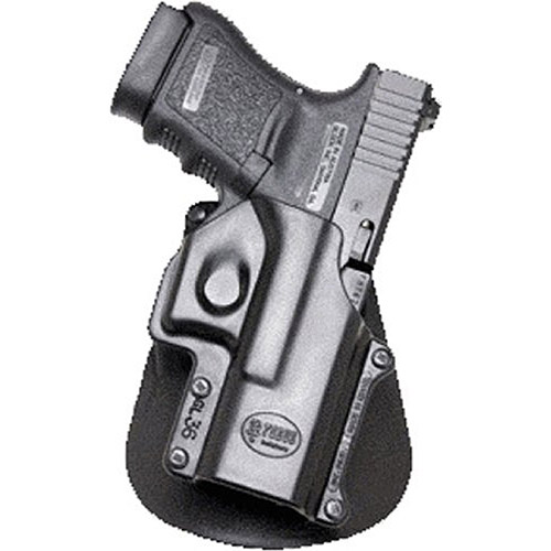 Fobus Roto Left Hand Holster, Glock 29, 30, 39 and S&W 99, S&W Series V by Fobus