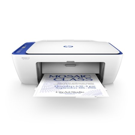 HP DeskJet 2622 All-in-One Compact Printer with Wireless Printing (V1N07A)