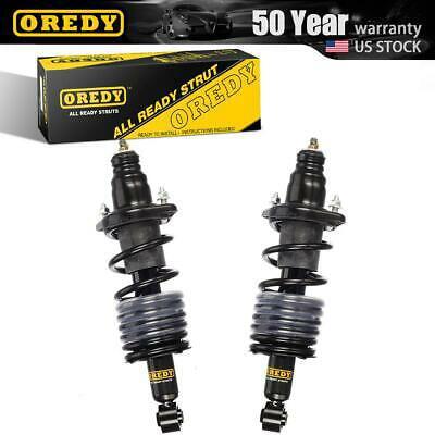 OREDY For 02-05 Acura RSX Rear Struts & Shocks w/Springs Lowering Kit 1.5