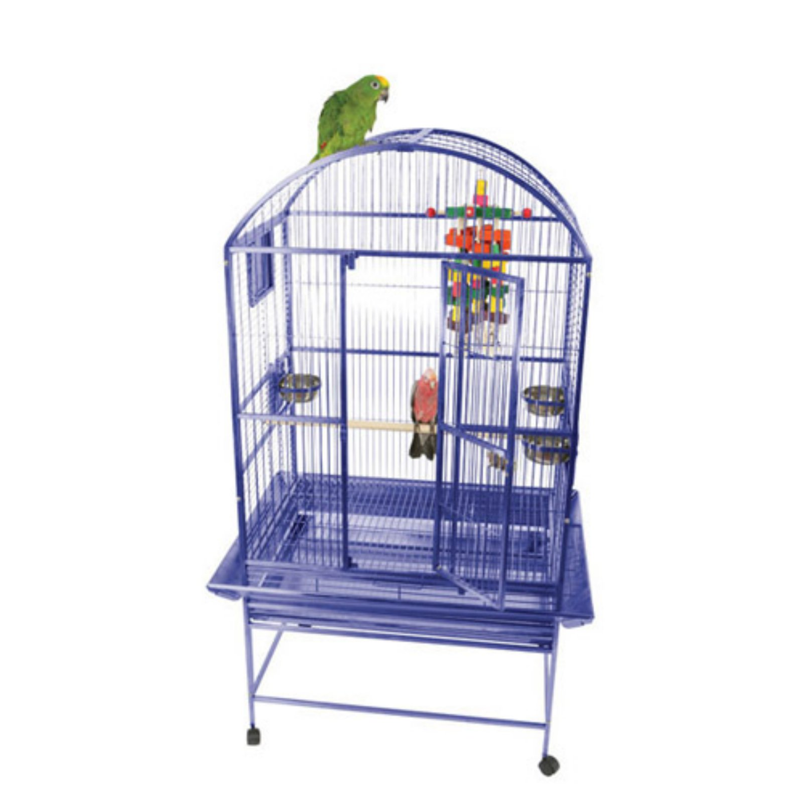 Image of A and E Cage Co. Bayard Dometop Bird Cage