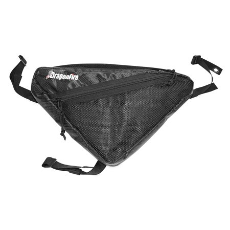 Black Universal Door Bag, Universal storage bag designed to keep all of your belongings safe in a location that you can reach while buckled in. The.., By Dragonfire Racing,USA