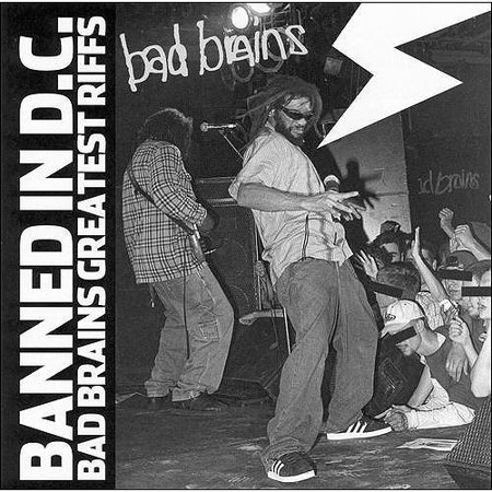 Banned in D.C. (Banned In Dc Bad Brains Greatest Riffs)
