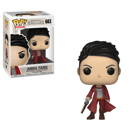 Funko POP! Movies: Mortal Engines - Anna Fang](Mortal Kombat Props)