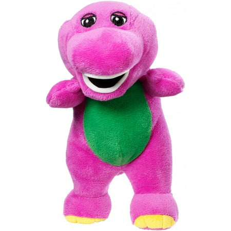 Barney Buddies Barney The Purple Dinosaur Plush Figure](Dinosaur Plush Toy)