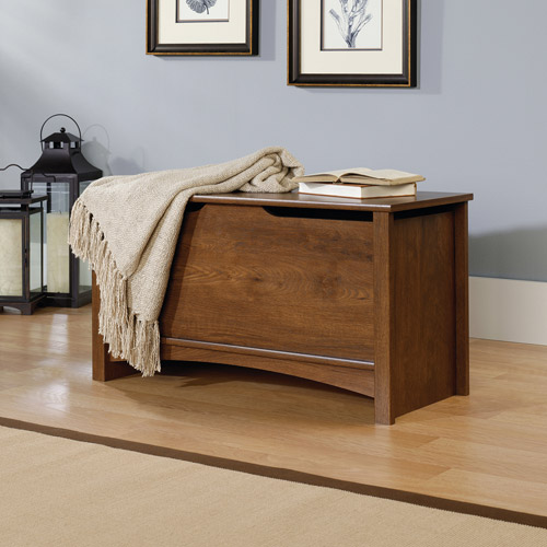 Sauder Shoal Creek Storage Chest, Oak