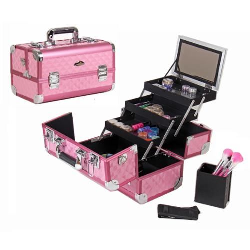 Shany Cosmetics SHANY Fantasy Collection Pink Case