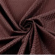 Maroon Football Mesh Jersey Fabric - Style# FM734720 - Free Shipping!
