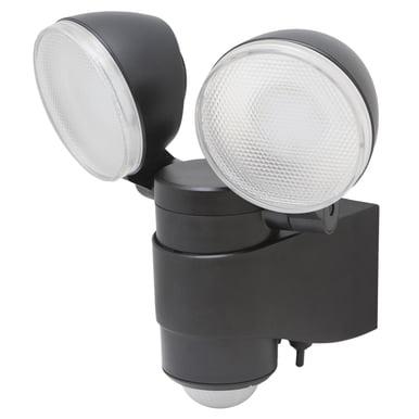 Battery Powered Dual Head LED Spotlight