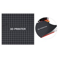 400*400mm 3D Printing Build Surface Heatbed Platform Sticker Print Bed Tape Sheet for CR-10S 3D Printer Accessories
