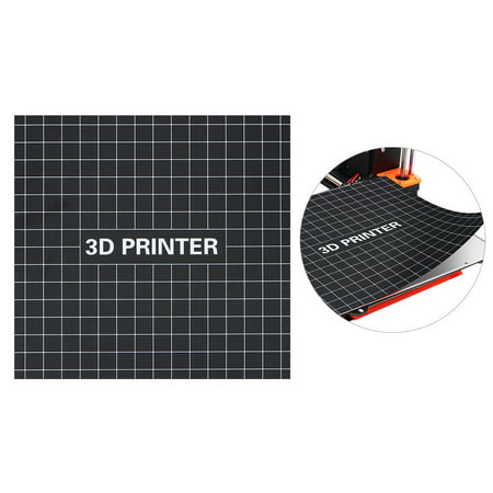 400*400mm 3D Printing Build Surface Heatbed Platform Sticker Print Bed Tape Sheet for CR-10S 3D Printer