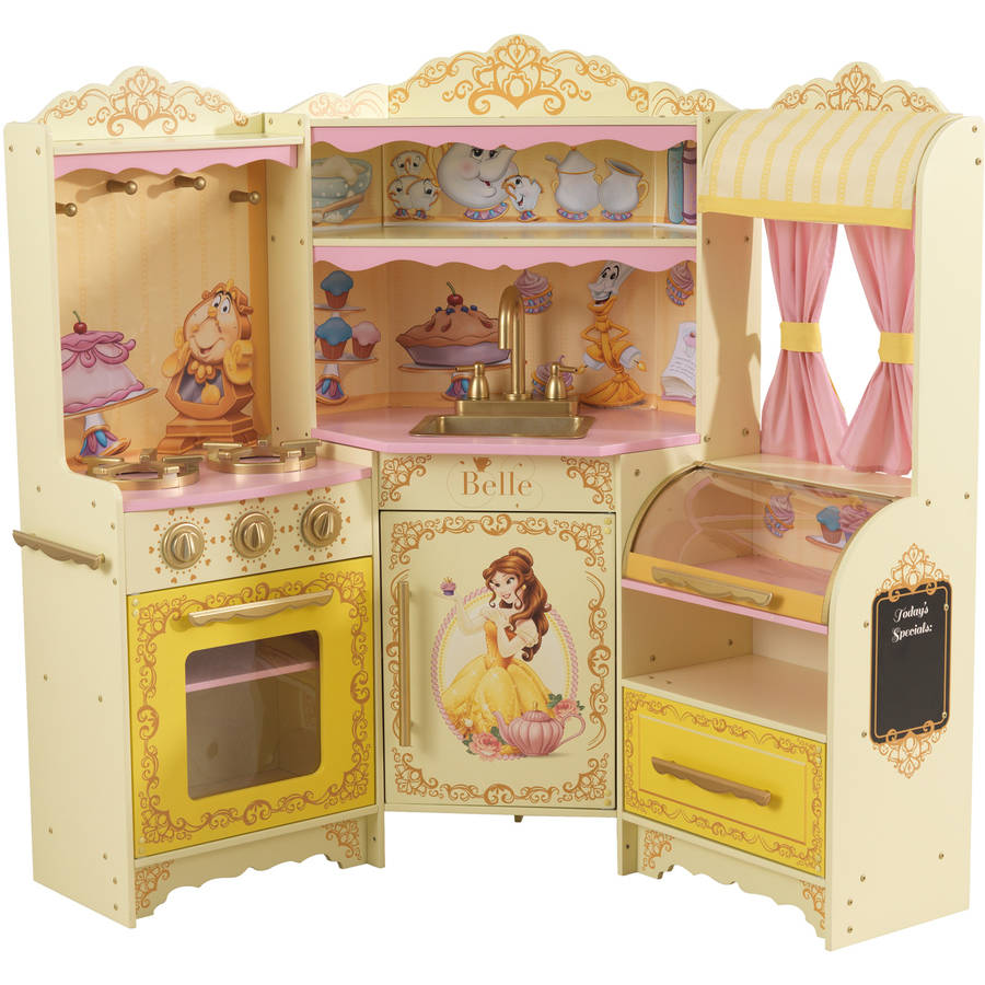 Disney Princess Belle Pastry Kitchen By KidKraft by KidKraft