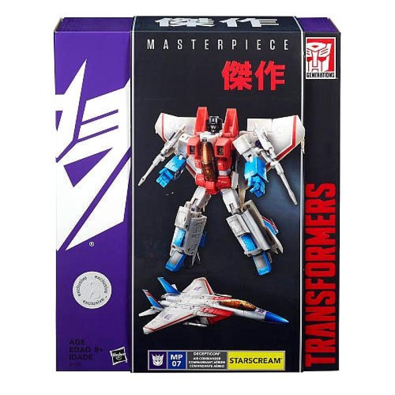 Hasbro Transformers Masterpiece MP 07 Starscream Toys R U...