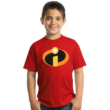The Incredibles Symbol Youth T-Shirt - The Incredibles Outfits