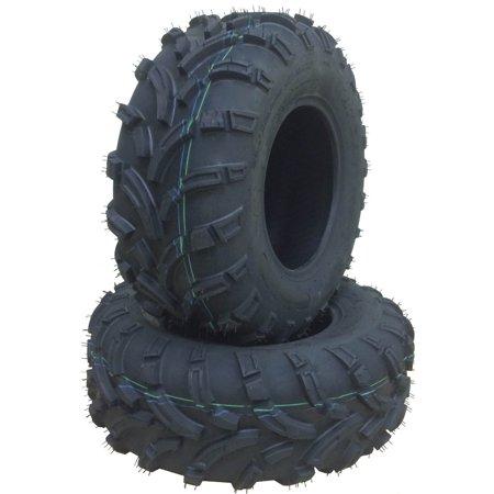 2 New WANDA ATV Tires 25x11-12 /6PR P373A - 10253