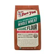 Bobs Red Mill Organic Whole Wheat Flour, 80 Oz
