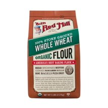 Flours & Meals: Bob's Red Mill Organic Whole Wheat Flour