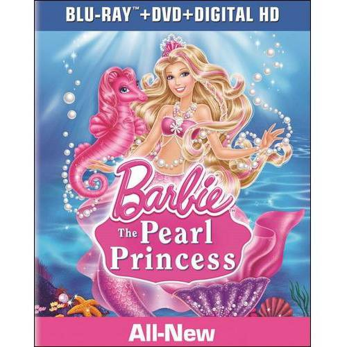 Barbie: The Pearl Princess (Blu-ray   DVD   Digital HD) (With INSTAWATCH) (Widescreen)