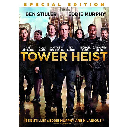 Tower Heist (Anamorphic Widescreen)