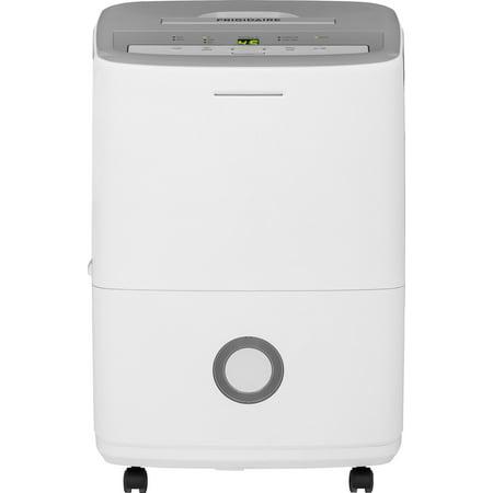 frigidaire 70 pint dehumidifier w effortless humidity. Black Bedroom Furniture Sets. Home Design Ideas