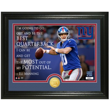 New York Giants Highland Mint (Eli Manning New York Giants Highland Mint 13