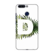 Huawei Honor 8 Pro Case, Premium Handcrafted Designer Hard Snap on Shell Case ShockProof Back Cover for Huawei Honor 8 Pro - Tropical Fern- D