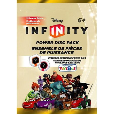 Disney Infinity Series 2 Exclusive Power Disc Pack