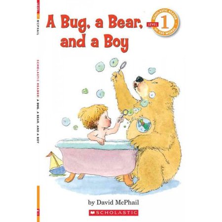 A Bug, a Bear, and a Boy by