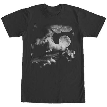 Men's Full Moon Horse T-Shirt