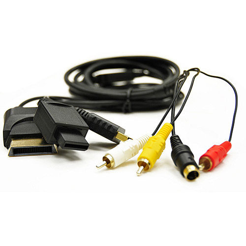 Arsenal Gaming Universal S-Video Cable (PS2/PS3/Wii/Xbox 360)