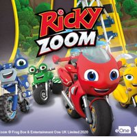 NEW Walmart Exclusives: Ricky Zoom