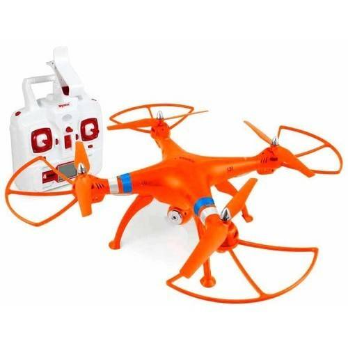 Syma X8W 2.4G 6-Axis RC Quadcopter with WiFi FPV Headless Mode, HD 0.3MP Camera, Gyro and 3D Roll Stumbling UFO