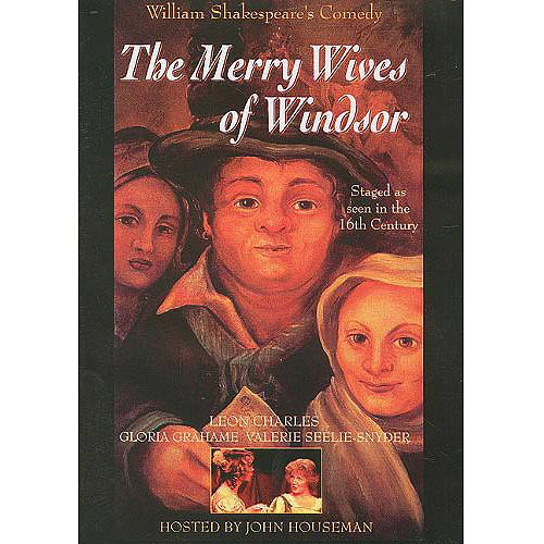 Shakespeare Series: The Merry Wives Of Windsor by