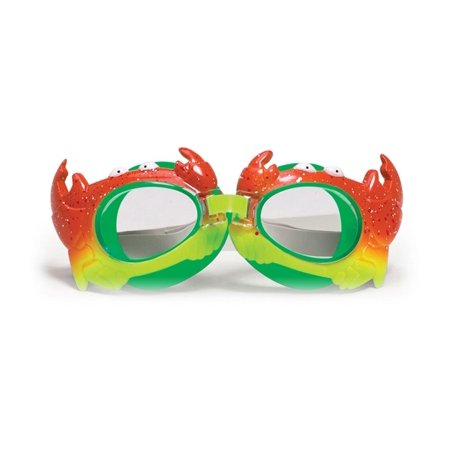 Crab Animal Frame Swimming Pool Goggles for Children