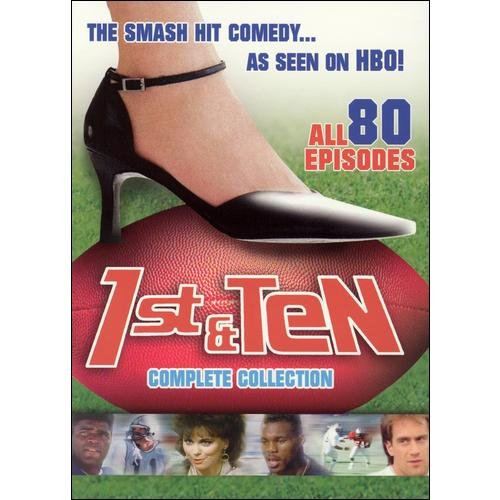 1st & 10-complete Series Collection [dvd/4 Disc] (tango Entertainment Inc)
