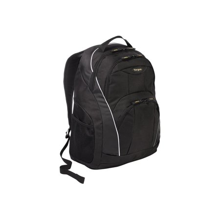 """Targus TSB194US 16"""" Motor Laptop Backpack, Black"""