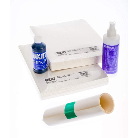 InkJet Stencils Starter Kit (Stencil Kit)