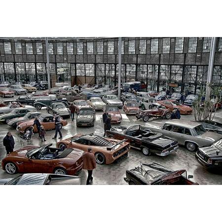 - Framed Art For Your Wall Oldtimer Autos Car Bodies Sports Car Meilenwerk 10x13 Frame