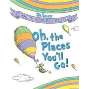 Oh the Places You'll Go!: Dr. Seuss Happy Graduation Gift Set